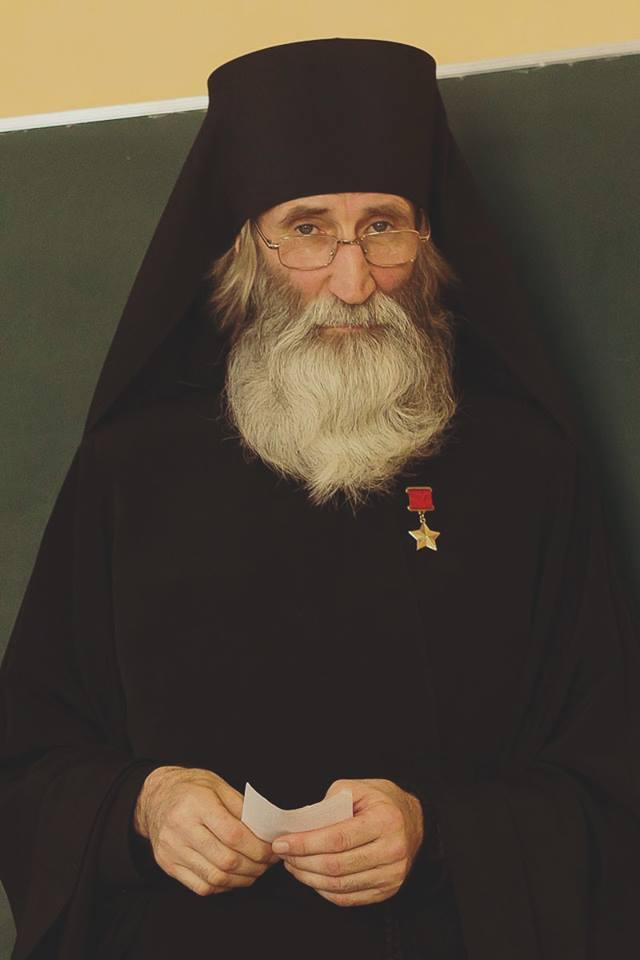 отец Киприан (Валерий Бурков)-1